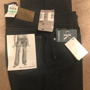 Calvin Klein Women's Jeans-New with tags